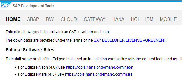 How to Install SAPUI5 in Eclipse
